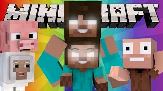 Download If Herobrine Went to Daycare - Minecraft Video