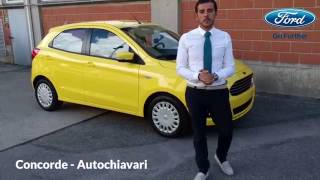 Download Test Drive Nuova Ford KA + Video