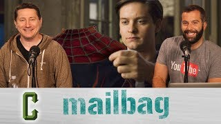 Download Spider-Man: Could Tobey Maguire Have Reprised His Role For The MCU? - Saturday Mailbag Video