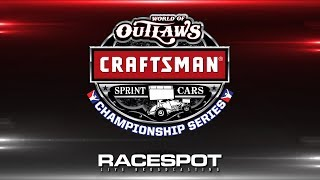 Download World of Outlaws Craftsman Sprint Cars Championship Series | Round 6 | Williams Grove Video