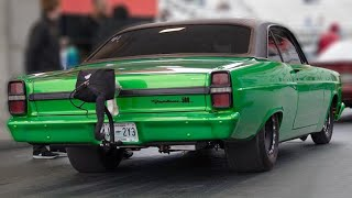 Download Coyote Powered Fairlane is a Twin Turbo BEAST! Video