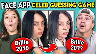 Download What Happened To Billie Eilish? | Celeb Face App Challenge Video