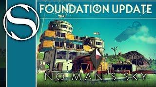 Download FOUNDATION UPDATE - NO MAN'S SKY - Let's Play No Man's Sky / No Man's Sky Gameplay Part 1 Video