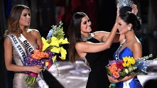 Download Wrong contestant mistakenly crowned at Miss Universe Video