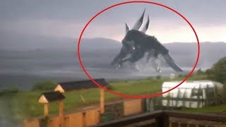Download 5 Giant Creatures Caught on Camera Video