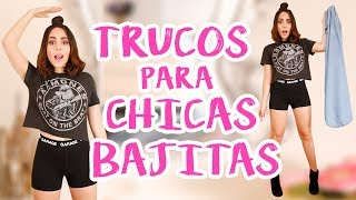 Download 8 TRUCOS QUE DEBES PROBAR SI ERES BAJITA | What The Chic Video