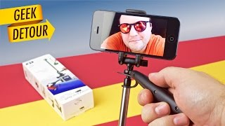 Download Smoovie Plus: Kickstarter cheap iPhone/GoPro Video Stabilizer/SteadyCam. Unboxing, Review & Tutorial Video