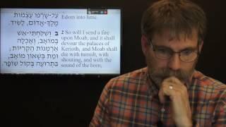 Download Israel Burns a Prophetic look with Dr. Pidgeon Video