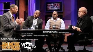 Download Black Male Achievement Gap on The Rock Newman Show Video