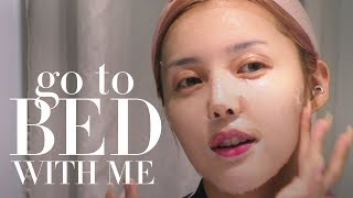 Download Pony's Nighttime Skin Care Routine 포니 스킨케어 루틴 | Go To Bed With Me | Harper's BAZAAR Video