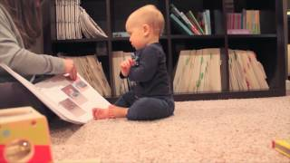 Download 14-month-old Zeke Can Read! Video