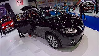 Download New Crossover 2017, Nissan X-TRAIL 2016 Video