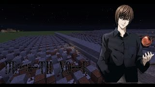 Download Death Note opening 1 Minecraft Video