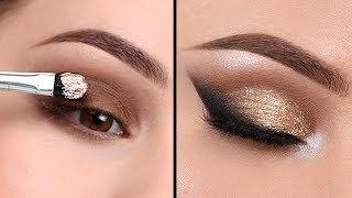 Download AFFORDABLE NEUTRAL Smokey Eye - Makeup Tutorial Video