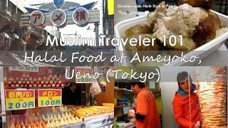 Download Muslim Traveler 101: Halal Food at Ameyoko, Ueno (Tokyo) Video