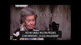 Download EL CONJURO: Entrevista Lorraine Warren Video