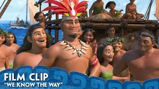 Download ″We Know The Way″ Clip - Moana Video