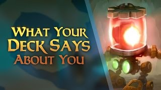 Download Hearthstone - What your deck says about you Video