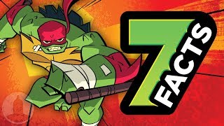 Download 7 Facts About Rise of the Teenage Mutant Ninja Turtles | Channel Frederator Video
