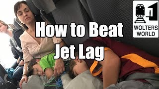 Download How to Beat Jet Lag - Honest Travel Advice Video