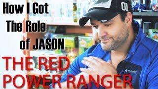 Download Austin St. John (ASJ) - How I Got The Role Of Jason, The Red Power Ranger Video