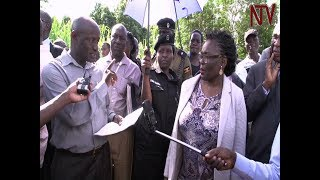 Download Land probe: Commissioners visit disputed land in Wakiso Video