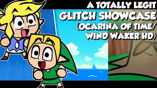 Download A TOTALLY Legit GLITCH SHOWCASE of the WWHD/OOT Speedruns Video