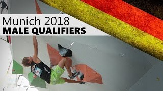 Download Male Qualifiers | 2018 Munich Bouldering World Cup Video