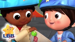 Download Playground Sharing Song | Little Baby Bum Junior | Kids Songs | LBB Junior | Songs for Kids Video