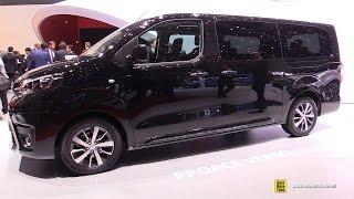 Download 2017 Toyota ProAce Verso - Exterior and Interior Walkaround - 2017 Geneva Motor Show Video