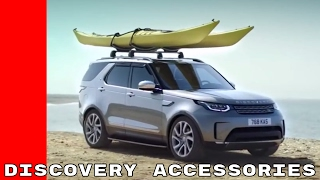 Download 2018 Land Rover Discovery Accessories Video