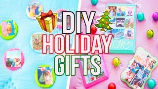 Download DIY HOLIDAY GIFTS!! Cheap & Easy! Video
