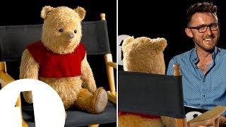 Download CUTE ALERT: Winnie the Pooh interview! Guess his favourite Disney movie... Video