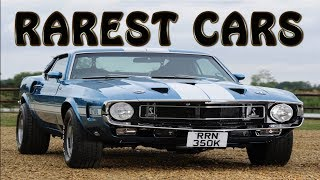 Download 7 of the Rarest American Cars Ever Built Video