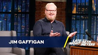 Download Jim Gaffigan Turned His Wife's Brain Tumor Scare into Comedy Video