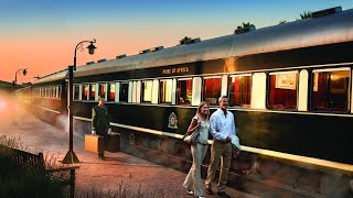 Download Rovos Rail, the most luxurious train in the world: Pretoria to Cape Town trip report Video