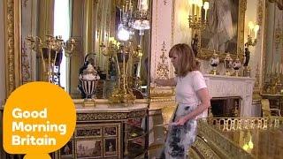 Download The Queen's Hidden Door - Inside Buckingham Palace | Good Morning Britain Video