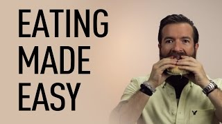 Download Best way to eat with a beard | Jeff Buoncristiano Video