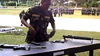 Download DESTOR! The fastest man assemble of M16-rifle Video