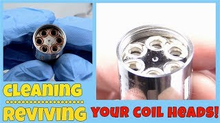 Download SAVE YOUR MONEY! How To Clean & Re-Use Your Coil Heads! Video