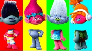 Download Wrong Heads Paw Patrol, Boss-Baby Gives the Trolls Wrong Heads with Branch is Sad, Video