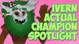 Download Ivern ACTUAL Champion Spotlight Video