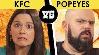 Download KFC or Popeyes - Back Porch Bickerin' Video