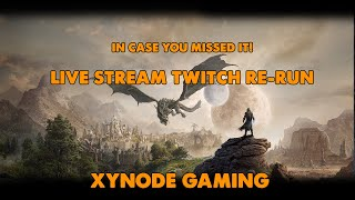 Download ESO - Twitch Re-run - Elsweyr PTS HUNTING DRAGONS! - (16th April 2019) Video