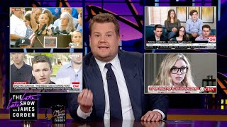Download James Corden on Gun Control in America Video