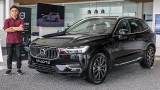 Download FIRST LOOK: 2018 Volvo XC60 in Malaysia - RM299k-RM343k Video