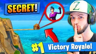 Download The *SECRET* BUILDING STRATEGY in Fortnite: Battle Royale! Video