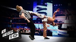 Download Referees Get Wrecked: WWE Top 10 Video
