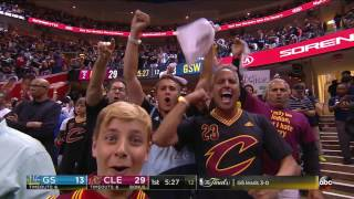 Download Golden State at Cleveland, Game 4 from 06/09/2017 Video