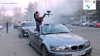 Download Audi buluşmasını basan BMW ciler Video